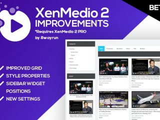 XenMedio 2 Improvements