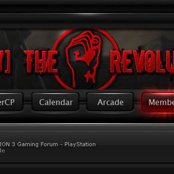 Revolution vBulletin Template