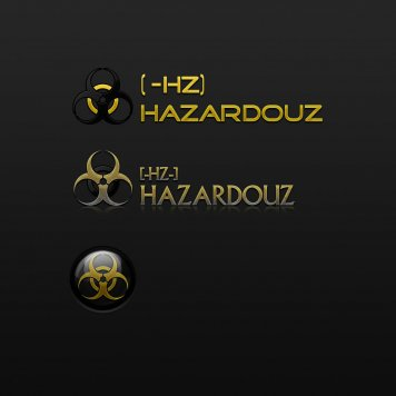 Hazardouz Team Logo