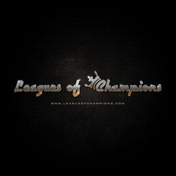[LoC] League of Champions Logo