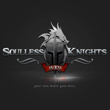 [sKs] Soulless Knights Logo